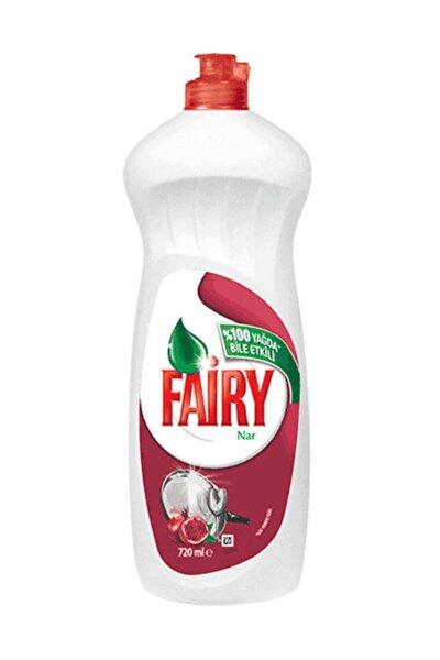 Sıvı Bulaşık Deterjanı Nar 650 ml