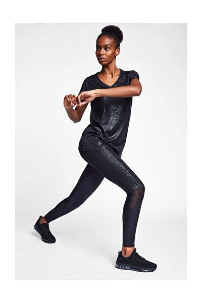 Kadın Siyah T-shirt 20b-2023