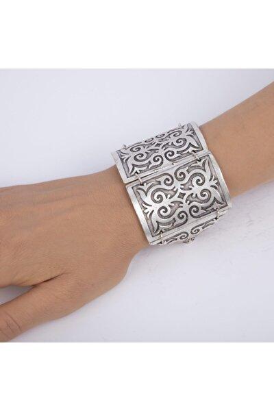 925 Ayar Gümüş Kaplama Özel Tasarım Bileklik