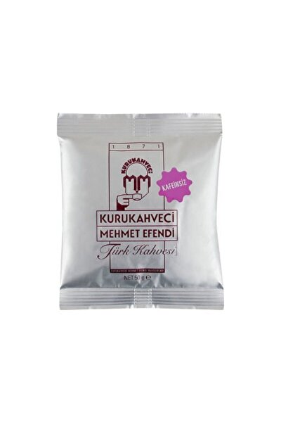 Kafeinsiz Türk Kahvesi 50 gr