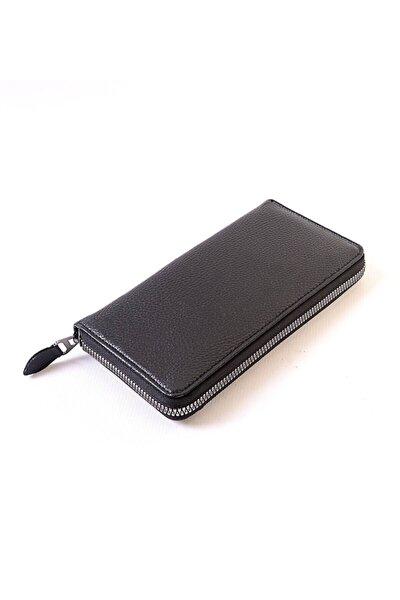Telefon Bölmeli Unisex Vegan Deri Kartlık Cüzdan Xclub Model