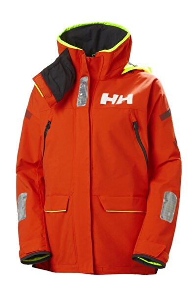 Kadın Kırmızı Hh W Skagen Offshore Jacket
