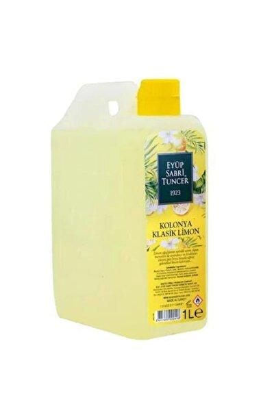 Bidon Limon Kolonya 1'lt