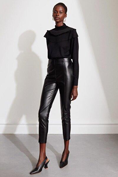 Kadın Siyah Sergıo Tayt 0060