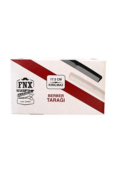 Fnx 17,5 Cm Kırılmaz Berber Tarağı 6 Adet