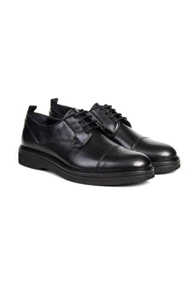 Erkek Sıyah Klasik Ayakkabı 0K1KA76592