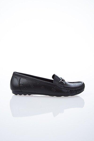 PC-50696 Siyah Kadın Ayakkabı