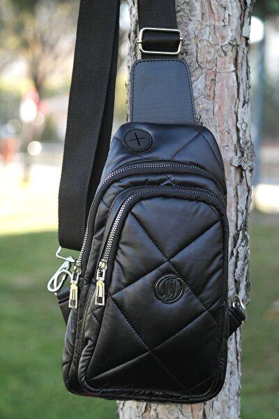 Kadın Siyah Sarach Freebag Çanta