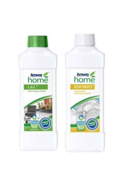 Genel Temizleyici Loc - Sıvı Bulaşık Deterjanı