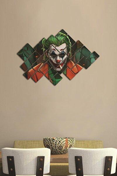 30 Parça Puzzle Mdf Tablo Seti Joker Pzldkl-125