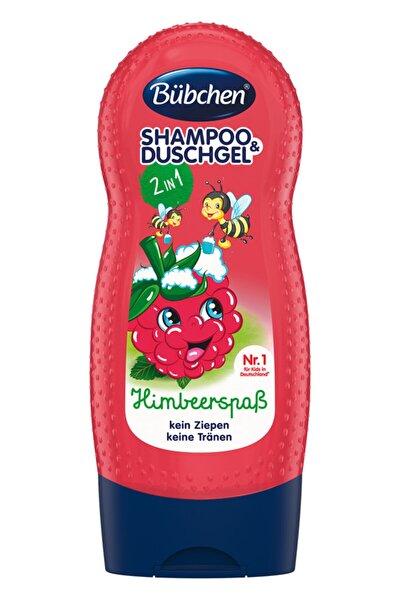 Frambuazlı Çocuk Şampuanı Ve Duş Jeli 230 ml
