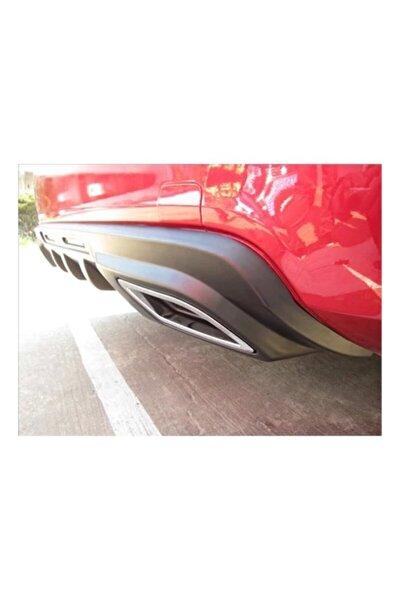 Chevrolet Cruze Siyah Difüzör