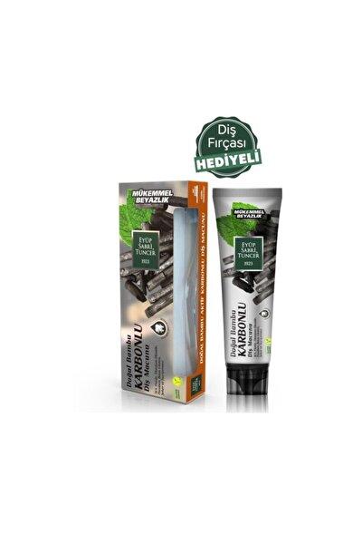 Doğal Bambu Aktif Karbonlu Diş Macunu 75ml