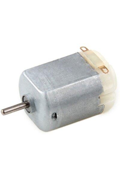 Dc 3v-9v Oyuncak Motoru 3-9 Volt Dc Motor Deney Motoru