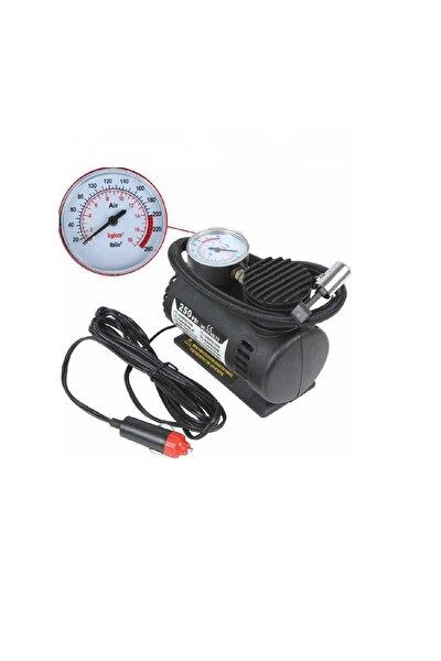 Oto Araç Mini Kompresör Hava Kompresörü 12 V 250 Psı Araba Hava Pompası Lastik Şişirici Taşınabilir