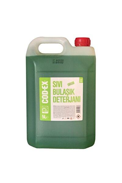 Sıvı Bulaşık Deterjanı Exstra - 5 Litre
