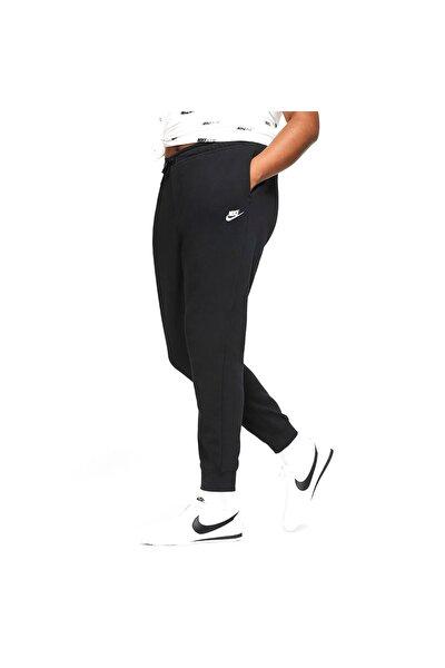 Cj0412-010 Sportswear Essential Büyük Beden Yünlü Kadın Eşofman Altı