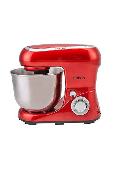 Bella Gusto Kırmızı Stand Mikser 1300W