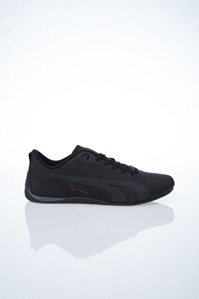 Erkek Günlük Spor Ayakkabı-Siyah