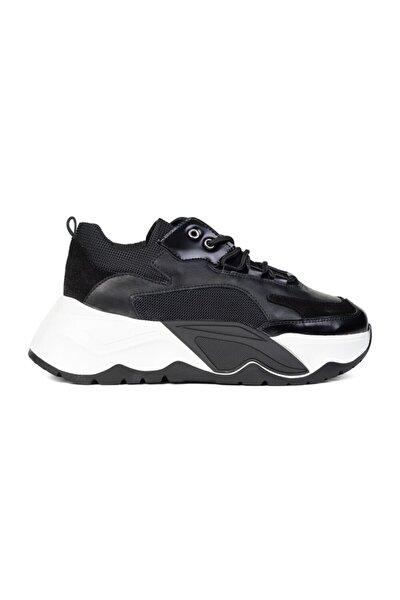 Kadın Sıyah Sneaker 0K2SA30290