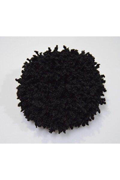 Kadın Siyah Topuz Tokası