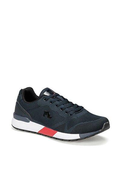 Lacivert Erkek Yürüyüş Ayakkabısı 100416555