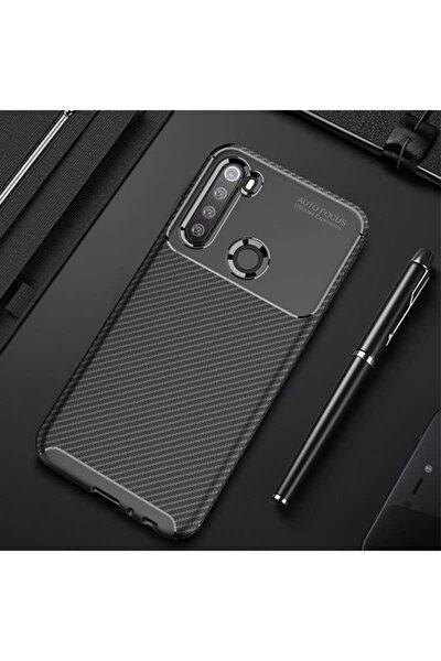 Xiaomi Redmi Note 8 Kılıf, Rigel Series Siyah