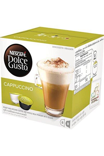 Dolce Gusto Cappucino 16 Adet Kapsül Kahve