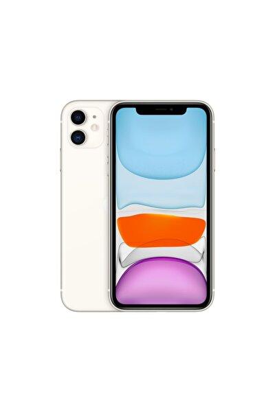 iPhone 11 128GB Beyaz Cep Telefonu (Apple Türkiye Garantili) Aksesuarsız Kutu