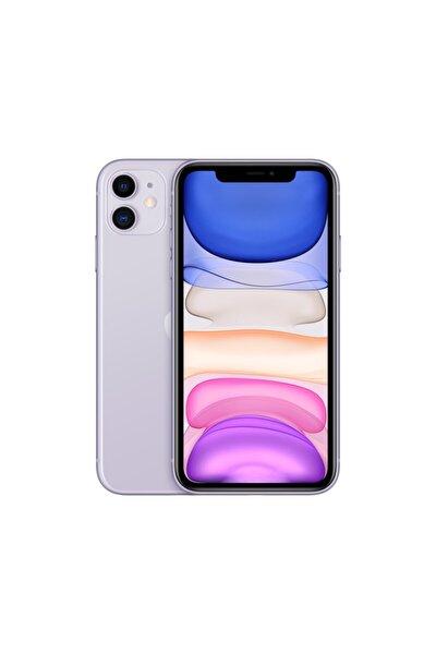 iPhone 11 64GB Mor Cep Telefonu (Apple Türkiye Garantili) Aksesuarsız Kutu