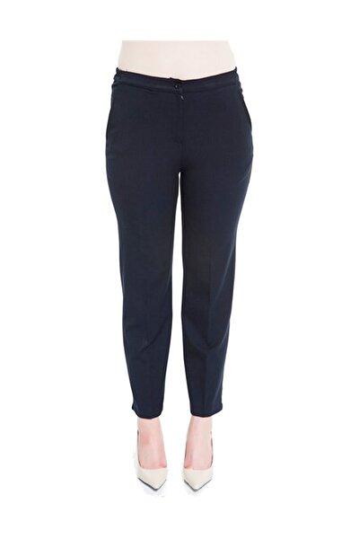Kadın Lacivert Pantolon 44213200002102