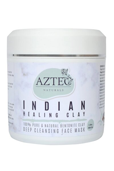 Indian Healing Clay Kil Maskesi 454 Gr.
