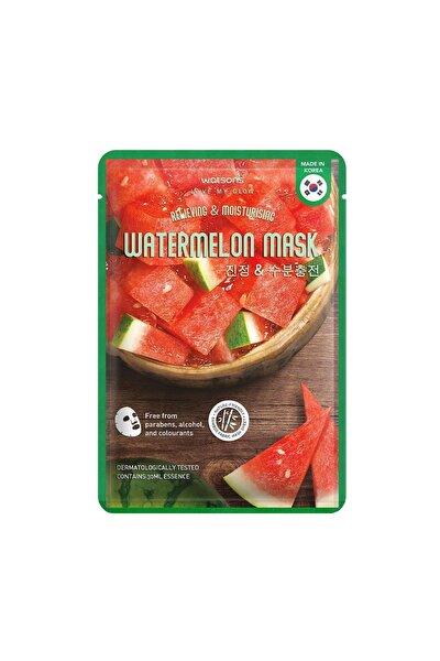 Watermelon Nemlendirici Maske 1 Adet