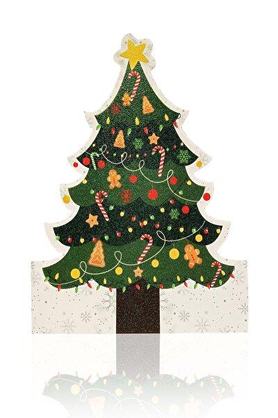 Ses Kaydeden Tebrik Kartı/ Yılbaşı Ağacı