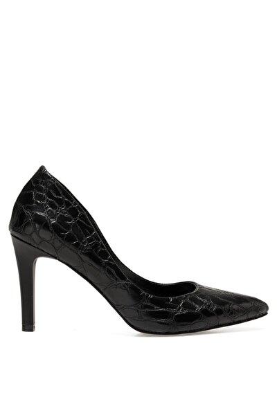 Kadın Siyah Gova Ayakkabı