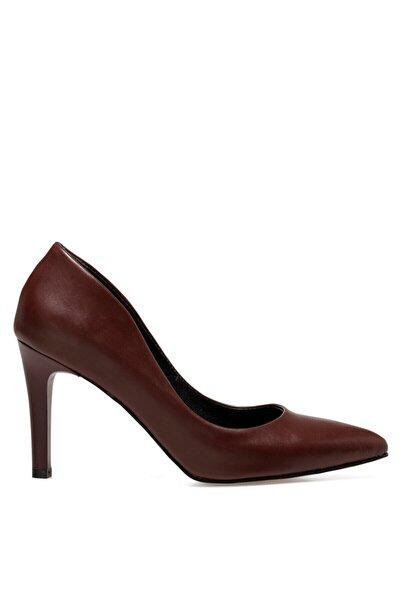 Kadın Bordo Blaır Gova Ayakkabı