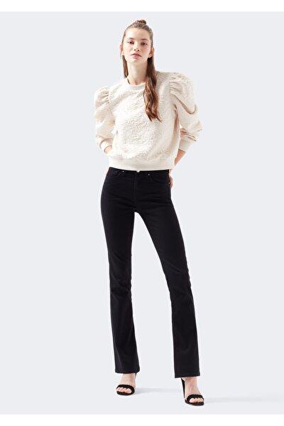 Kadın Molly Siyah Jean Pantolon 1013624623