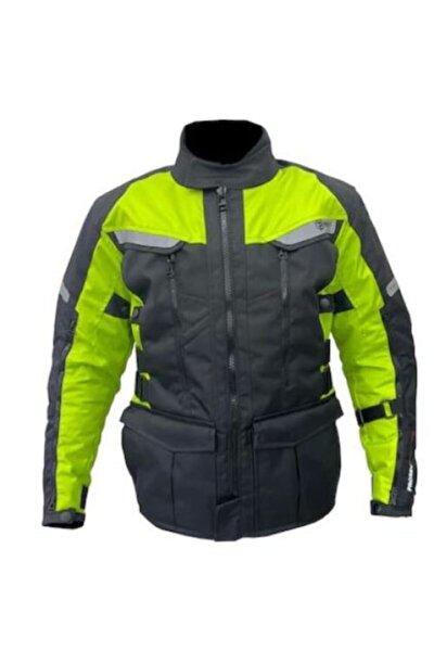 7150 Neon Motosiklet Uzun Mont