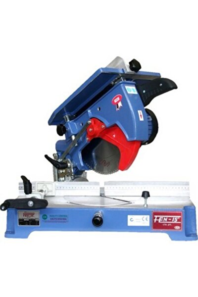 Fen-iş Fn320 1.5 Hp 220 V 300 Mm Yatarlı Dereceli Gönye Kesme Makinesi