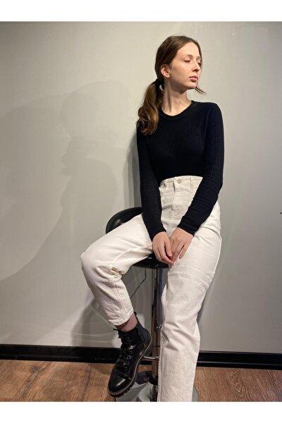 Kadın Beyaz Jeans