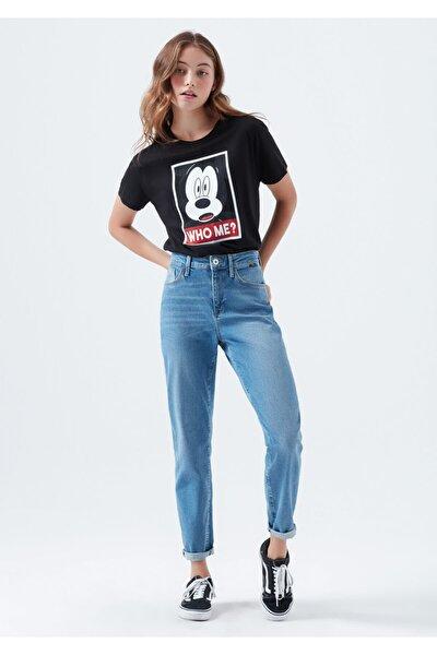 Kadın Cindy Indigo 90S Jean
