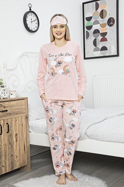 Kadın Turuncu Pijama