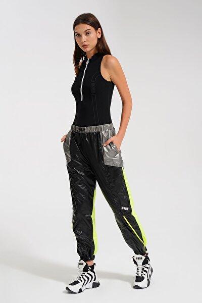 Kadın Siyah Pantolon 8242
