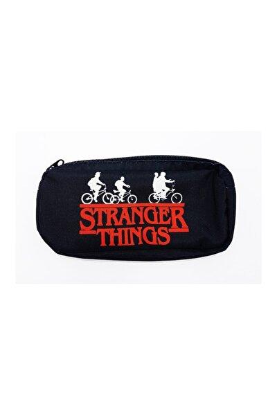 Stranger Things - Bicycle Children Siyah Kalemlik