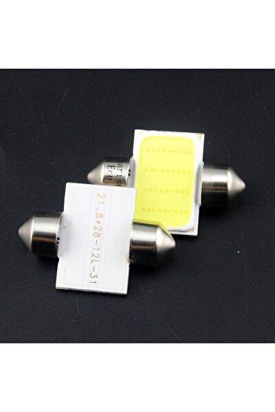 2 Adet Sofit 31 Mm Led Ampül Yüksek Parlak Işık Led Ampül