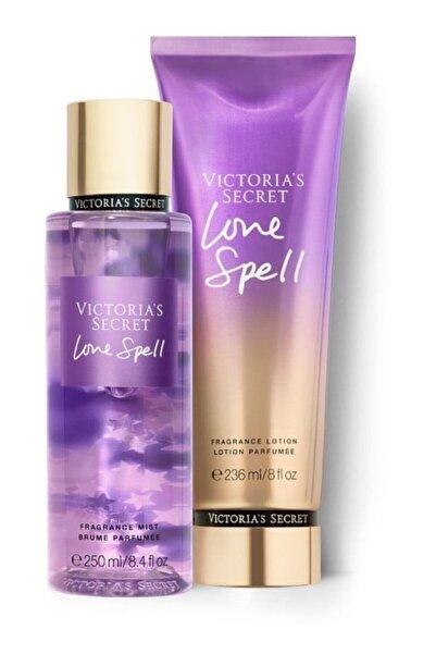 Love Spell New Collection Vücut Spreyi,vücut Losyonu 2 Li Set