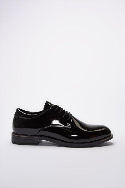 Siyah Kadın Oxford Ayakkabı 01AYY191830A100