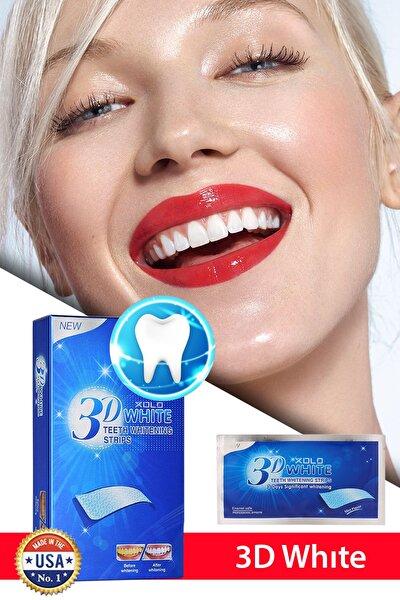 14 Adet Diş Beyazlatma Bandı 3D White Professional Effects Diş Beyazlatma Bantları 8133458903556