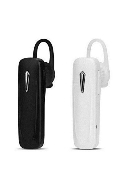 Bluetooth Mono Headset Kulaklık Kancalı
