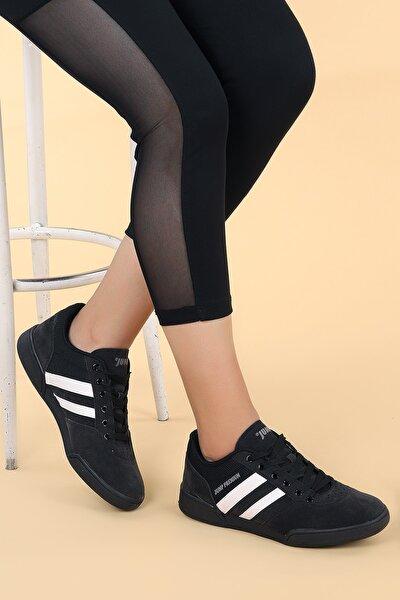 25764 Günlük Bağcıklı Kadın Spor Ayakkabı